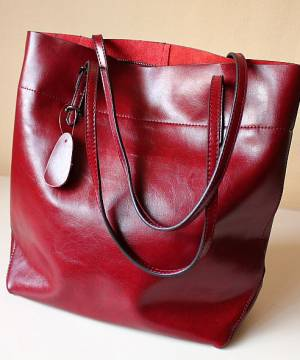 Cумка Shopper Tote Bordo Bag
