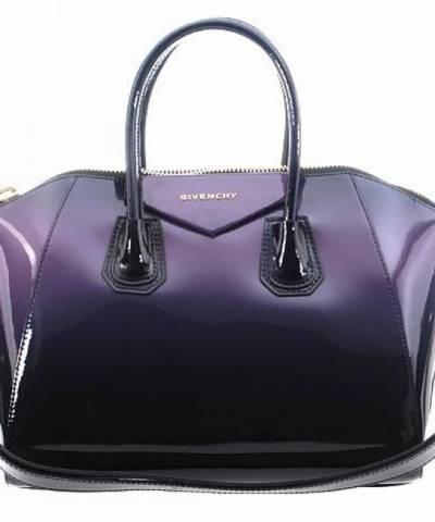 Сумка Givenchy Antigona фиолетовая