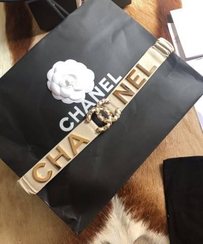 Женский ремень Шанель