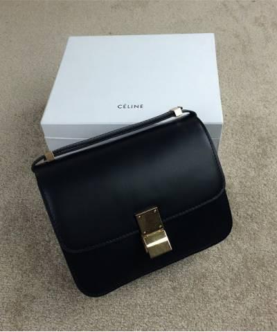 Сумка Celine Classic Box Shoulder Bag