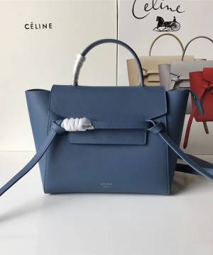 Сумка Celine Belt Bag Blue
