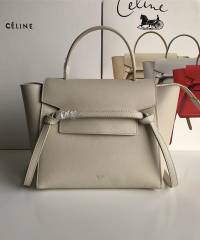 Сумка Celine Belt Bag Dark White