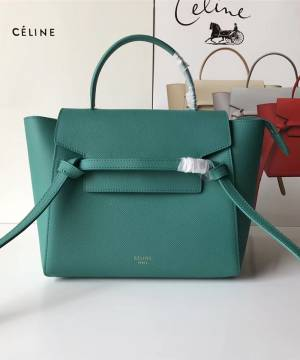 Сумка Celine Belt Bag Green