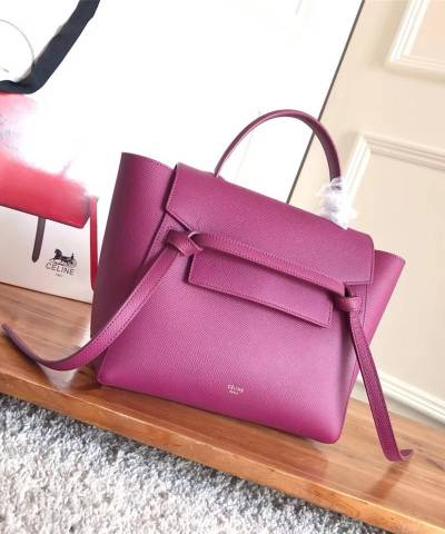Сумка Celine Belt Bag Fuchsia