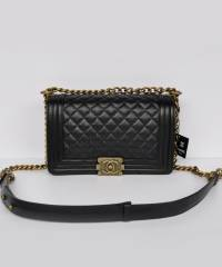 Сумка Шанель Boy Bag Black