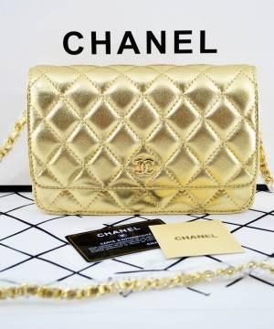 Купить Сумка-клатч Chanel 63179 по цене 2900