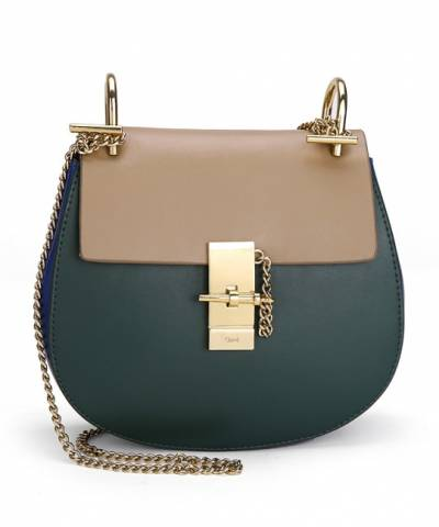 Сумка Chloe Drew Mini Green