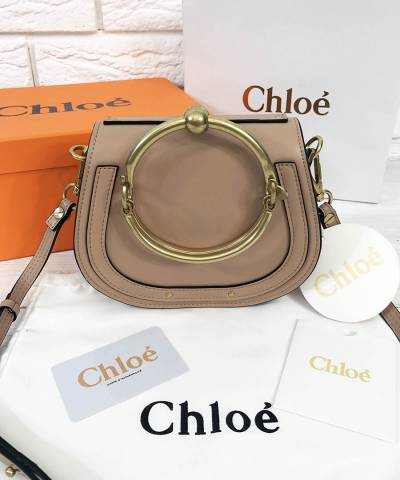 Сумка Chloe Nile Bag Biege