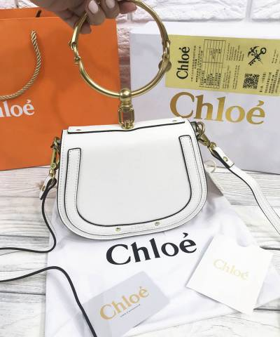 Сумка Chloe Nile Bag White