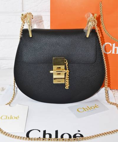 Сумка Chloe Drew Mini Black