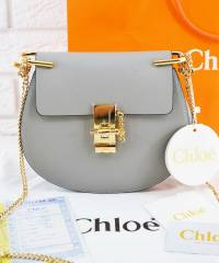 Сумка Chloe Drew Mini Grey