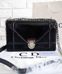 Сумка Dior Diorama Black Large