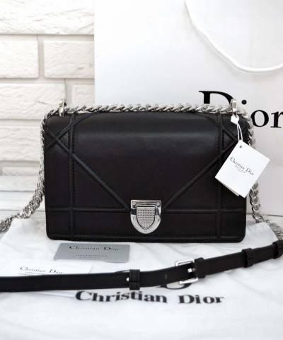 Сумка Dior Diorama Black