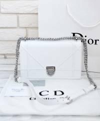 Сумка Dior Diorama White