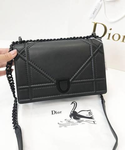 Сумка Dior Diorama Studded All Black