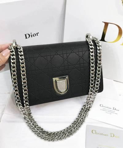 Сумка Dior Diorama Bag Black