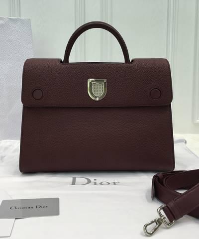 Сумка Dior Diorever Bordo
