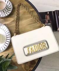 Сумка Dior J'Adior Bag White