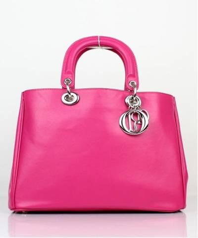 Сумка Dior Diorissimo Pink