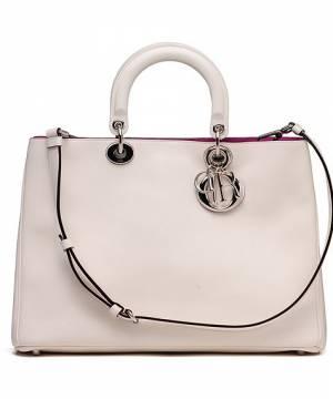 Сумка Dior Diorissimo White