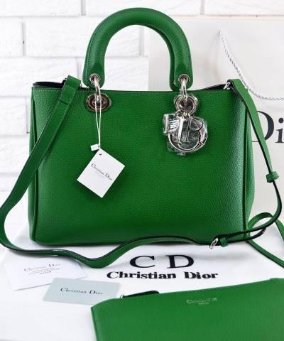 Сумка Dior Diorissimo Greenery Medium