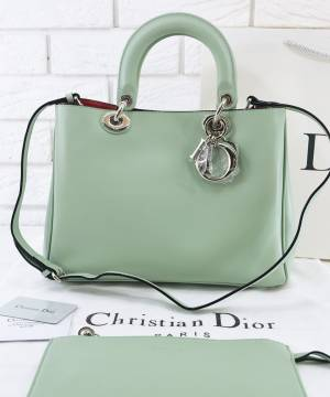 Сумка Dior Diorissimo Mint Medium