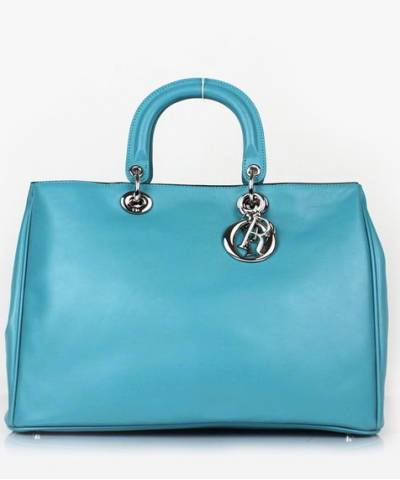 Сумка Dior Diorissimo Blue