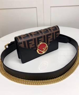 Сумка Fendi FF Logo Belt Bag
