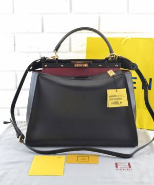 Сумка Fendi Peekaboo Large Satchel