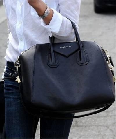 Сумка Givenchy Antigona зернистая кожа