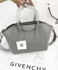 Сумка Givenchy Antigona Mini Bag Grey
