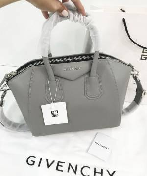 Сумка Givenchy Antigona Mini Bag Grey