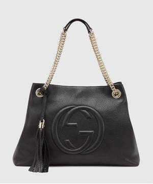Сумка Gucci Soho Tote Black Bag