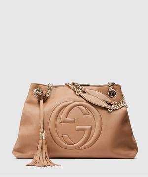 Сумка Gucci Soho Tote Brown Bag