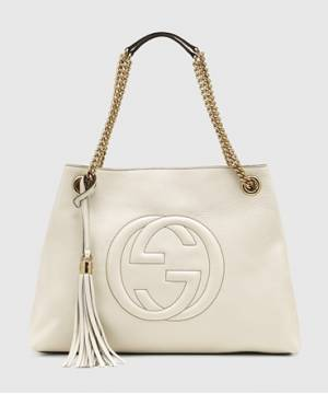 Сумка Gucci Soho Tote White Bag