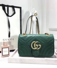 Сумка Gucci GG Marmont Small Bag Green