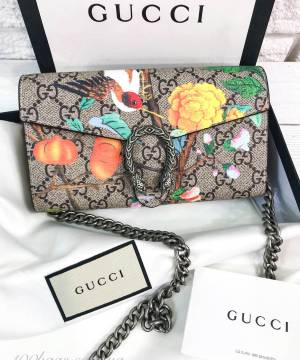 Клатч Gucci Dionysus Mini Tian Chain Bag