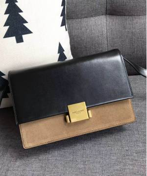 Сумка YSL Saint Laurent Bellechasse Brown