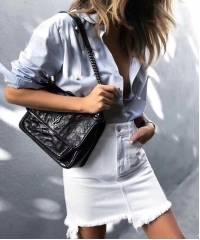 Сумка Ив Сен Лоран Niki Large In Vintage Leather