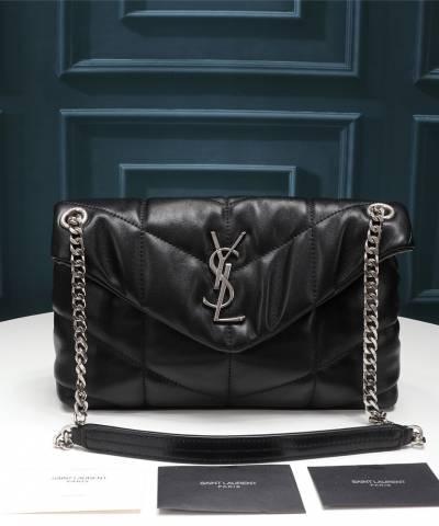Сумка YSL Loulou Puffer Small Shoulder Bag