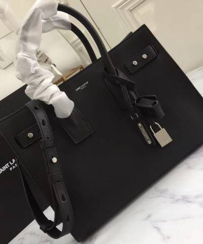 Сумка Saint Laurent Sac De Jour Grainy Tote