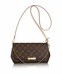 Клатч Louis Vuitton Favorite MM Monogram Canvas