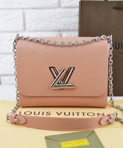 Клатч Louis Vuitton Twist MM Epi