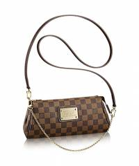 Клатч Louis Vuitton Damier Eva