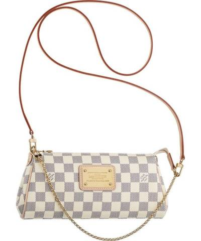Клатч Louis Vuitton Damier Azur Eva