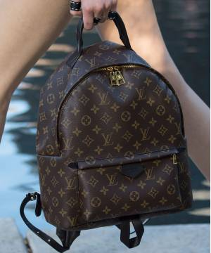 Рюкзак Louis Vuitton Palm Springs Backpack Large