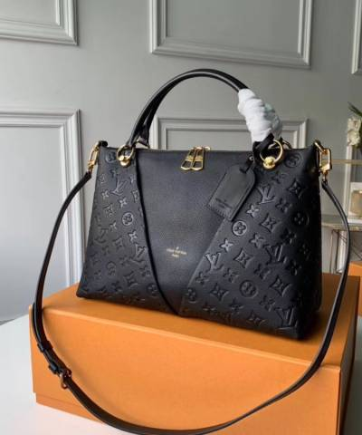 Сумка Louis Vuitton Empreinte V Tote Bag Black