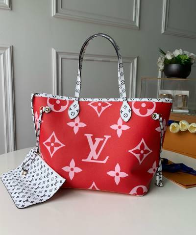 Сумка Louis Vuitton Monogram Canvas Neverfull Tote