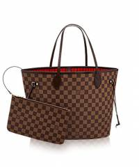 Сумка Louis Vuitton Neverfull Damier Ebene