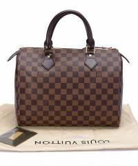 Сумка Louis Vuitton Speedy Damier